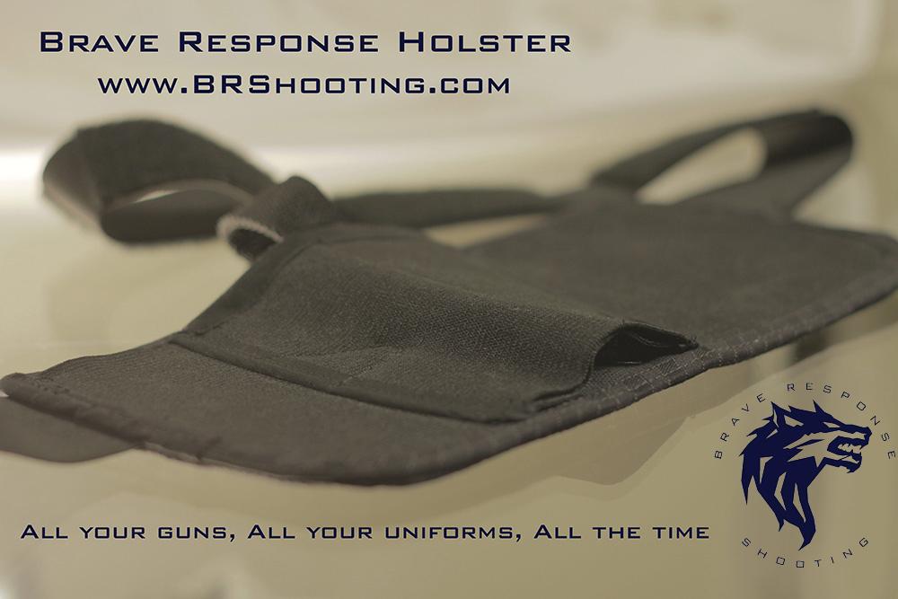 Brave Response Holster Brave Response Shooting