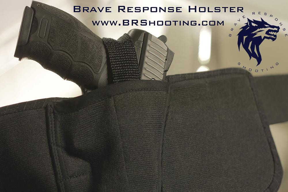 The Original Brave Response Holster