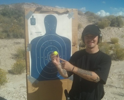 Colton Muscle Memory Shooter