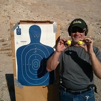 John Muscle Memory Shooter